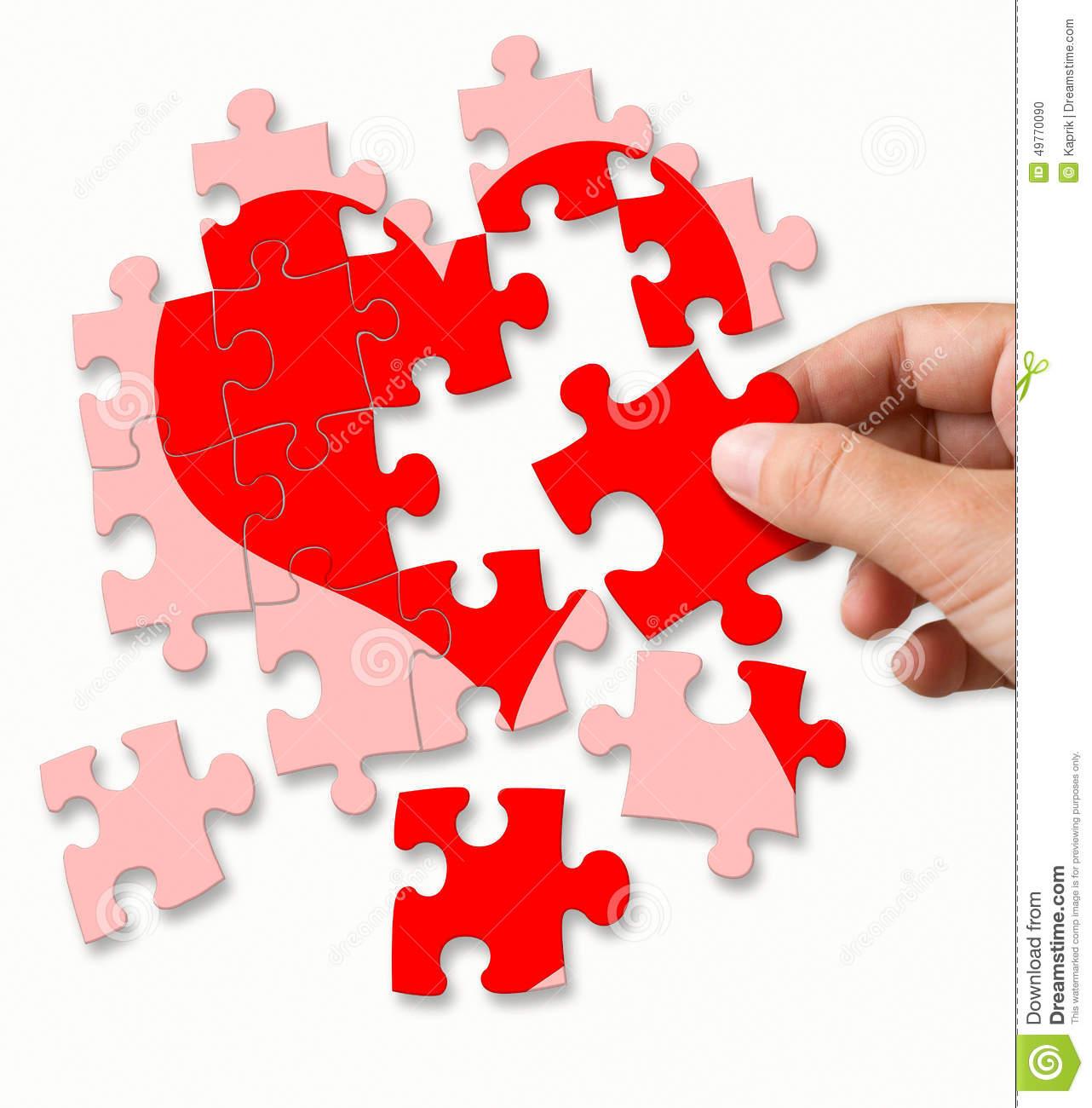टूटे दिल किर्चो को समेटकर Assembling the broken pieces of my heart