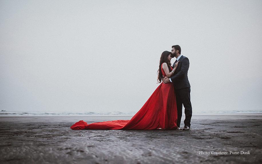 A Shocking Surprise- The Pre-wedding Photo-shoot
