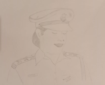 Sketch of my friend-1
