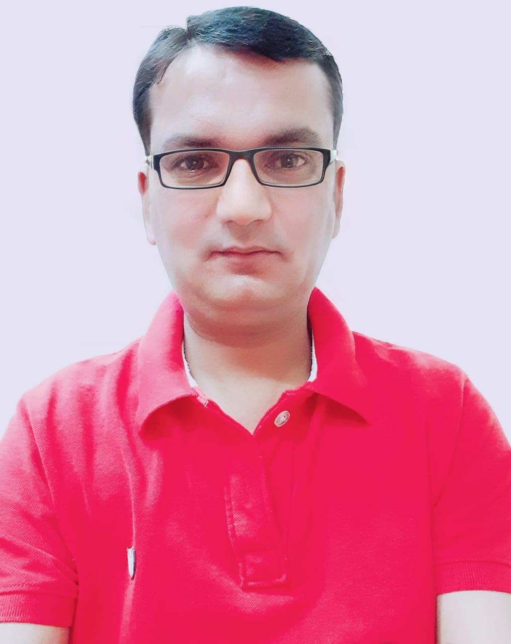 श्री राजेश कुमार मंगावा