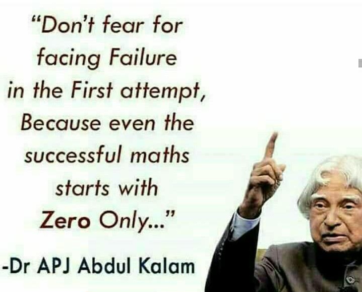 #Dr_Kalam said it so right ¡¡