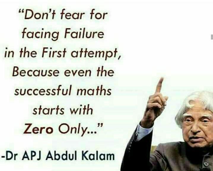 #Dr_Kalam said it so right ¡¡