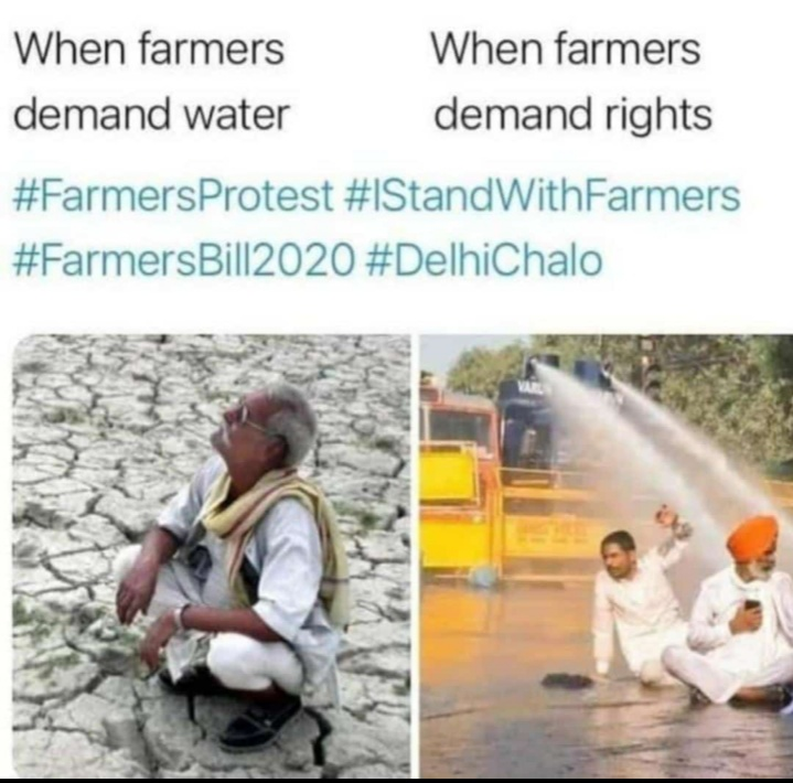 Democracy for Indian Farmers