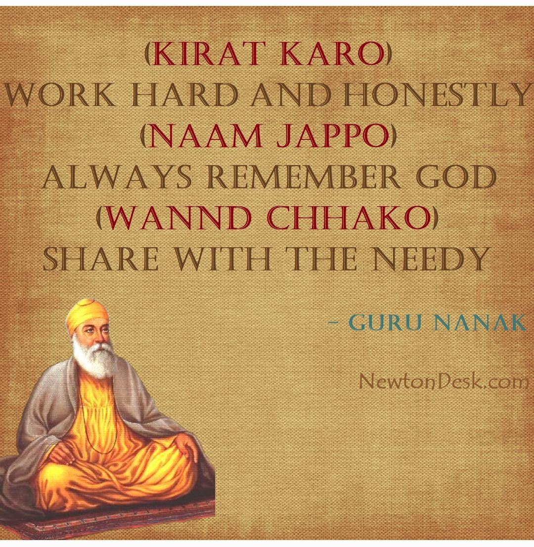 Saint Guru Nanak Sahib